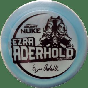 Discraft 2021 TS Nuke Ezra Aderhold