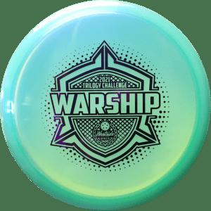 Westside Discs VIP Chameleon Warship