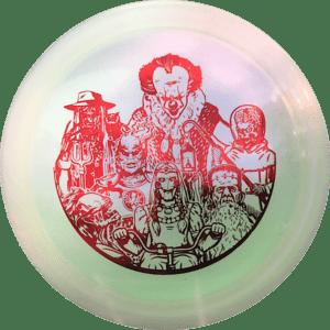 Westside Discs VIP Glimmer Boatman Halloween