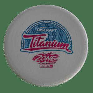 Discraft Titanium Zone SSDG