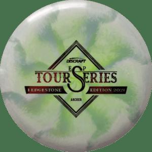 Discraft ESP Swirl Archer 2021 Ledgestone Edition