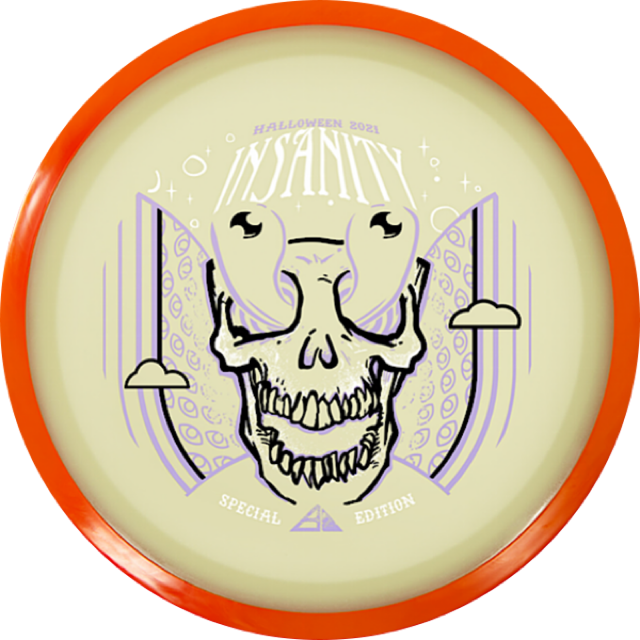 Axiom Discs Eclipse Insanity Halloween